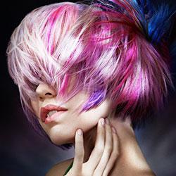 Окрашивание волос в салоне красоты АНВИ