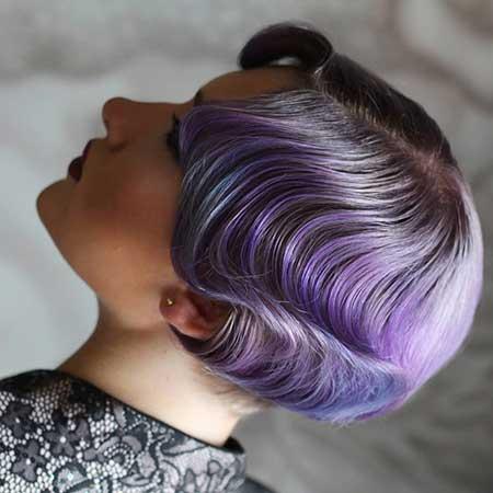Окрашивание волос в СПб