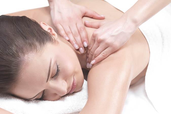 Антистресс массаж