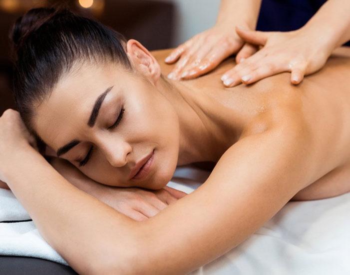 Восстанавливающий курс массажа